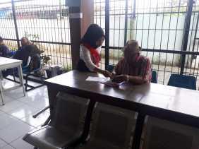 Pelayanan Prima di Samsat Kabanjahe, Warga: Diberikan Kemudahan Informasi Oleh Petugas