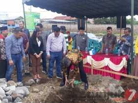 Hari Ini Peletakan Batu Pertama Gedung Kampus Universitas TBI di Desa Sumbul (Karo)