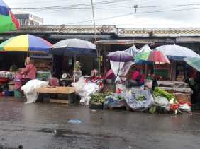 Pasca Kebakaran Pasar Berastagi:  Kadis Perindag Karo Imbau Pedagang Tidak Percayai Oknum - oknum