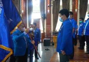 Ketua DPD GAMKI Sumut Resmi Lantik DPC GAMKI Karo Masa Bakti 2019 - 2022