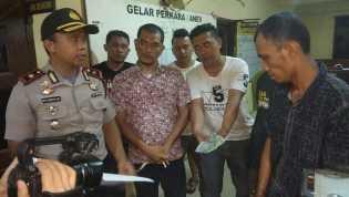 Jual Tiket Palsu Saat Pertandingan PSMS VS Perseru Serui, Pria Ini  Ditangkap Polisi