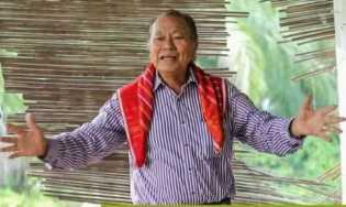 Balon Bupati Karo, DR (HC) Kena Ukur Karo Jambi Surbakti Meninggal Dunia