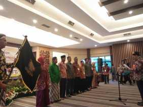 Bupati Kulon Progo Lantik Pengurus PKP Riau Periode 2017-2021