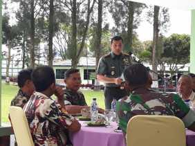 TMMD, Kodim 0205/TK Akan Bangun Jalan Alternatif Karo - Deli Serdang Melalui Barus Jahe