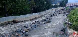Kondisi Terkini Aliran Sungai Tongging: Berisi Bebatuan Besar dan Kecil