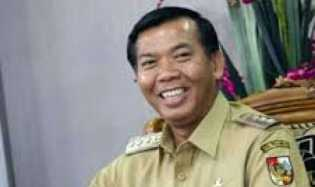 Wali Kota Pekanbaru TinjauRuangan di Komplek Perkantoran Tenayan Raya