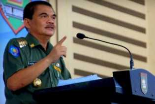 Bupati Asahan Taufan Gama Simatupang Meninggal Dunia di RS  Colombia Asia Medan