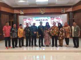 Kegiatan Hardiknas 2018 di LPMP Riau Resmi Ditutup Koordinator UPT Kemendikbud, Ini Pesannya