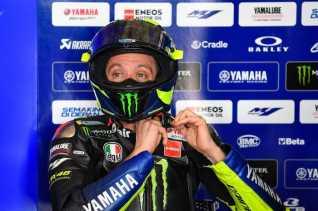 Direktur Tim Yamaha Sebut Hasil Kualifikasi Valentino Rossi Memalukan