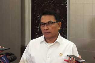 Kepala Kantor Staf Kepresidenan Sebut Kondisi Keamanan Masih Terkendali