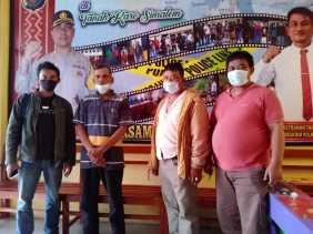 DPO Kasus Pembunuhan Tahun 2019 di Desa Mbal - mbal Petarum Ditangkap Polres Karo
