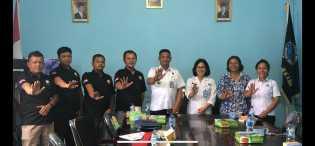 BNNK Karo MoU bersama Yayasan Anak Bangsa Tentang Rehabilitasi Narkoba