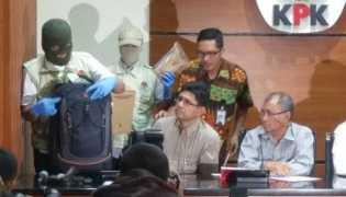 Dugaan Suap Predikat WTP Kemendes, KPK Temukan Uang Milliaran dari Oknum BPK