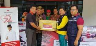 Disdik Pekanbaru Salurkan Bantuan Korban Gempa Palu - Donggala Sebesar Rp290 Juta