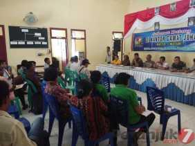 Danramil 07/Juhar Menghadiri Rapat Pembentukan Panitia HUT RI ke 74