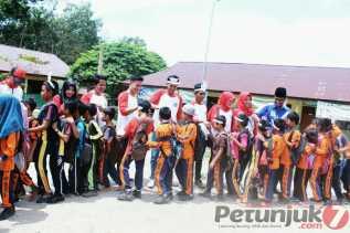 ISPP Kuansing Gelar  Kegiatan Teaching and Trip di SDN  008 Desa Sumpu