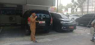 BPKAD Jemput Paksa Mobil Dinas dari Mantan Pejabat dan Anggota DPRD Pekanbaru