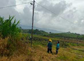 Pencurian Arus Di Desa Aek Popo, Ini Penjelasan ULP Kabanjahe Erwinsyah Lubis