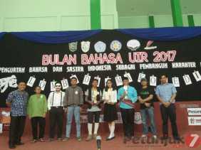 BB UIR 2017, SMAN 7 Pekanbaru Raih Juara 1 Lomba Drama Komedi