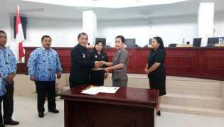 Demi Kemajuan Daerah, DPRD Karo dan Bupati Gelar Rapat Propemperda