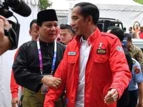 Ulang Tahun ke 67 Prabowo Subianto, Jokowi: Selamat Ulang Tahun Sahabat Saya...