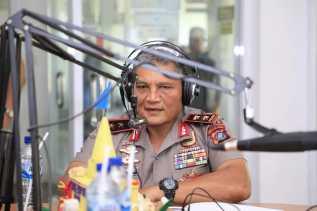Bahas Situasi Kamtibmas di Sumut, Ini yang Disampaikan Kapoldasu Saat Live Streaming di RRI Pro 1