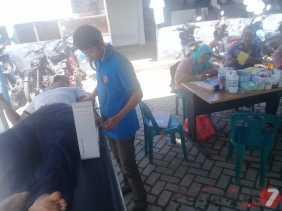 Pengunjung Pesta Punguan Silalahi Sabungan Diberikan Layanan Kesehatan Gratis