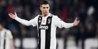 Ronaldo Pecahkan Rekor Puluhan Tahun di Juventus
