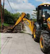 Banjir, Dinas PUPR Pekanbaru Bersihkan Anak Sungai dan Akan Tata Ulang Drainase