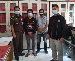 Pembunuh Br Surbakti Di Limpahkan Polsek Tigapanah Ke Kejaksaan Negeri Karo