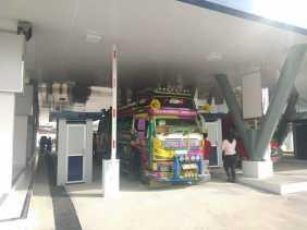 Terminal Tipe B Modern Pertama di Sumut, UPT PSPP Dishub Sumut  Uji Coba Terminal Kabanjahe