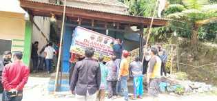 Pemasangan Baliho Terkait Pungli Dipangpangkan Dipos Retribusi Air Panas