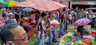 Yayasan BUMN bersama PAC - IPK Berastagi Salurkan Bantuan ke Korban Kebakaran di Berastagi