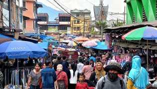 Kota Berastagi Sembraut Bagaikan Tak Bertuan Dan Terkesan Terabaikan