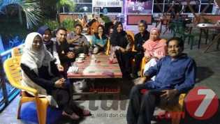 Nongkrong di Cafe Harga Murah Ala Nova Food Court Panam