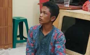 Ini Pelaku Pembunuhan Terhadap Muliati Sinuhaji yang Berhasil Ditangkap Polres Karo