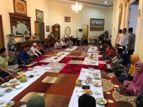 MPKT dan MPI Siak Buka Puasa Bersama, Indra: Mempereratkan Kembali Silahturahmi