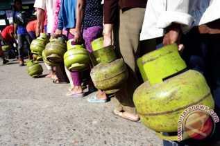 Triwulan Pertama 2017, Konsumsi Elpiji Riau Meningkat 14 Persen