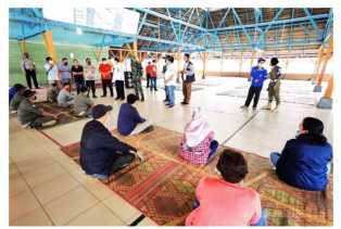 Sudah Bisa Acara Pesta Adat Diadakan di Jambur, Harus Terapkan Prokes Covid-19 yang Ketat