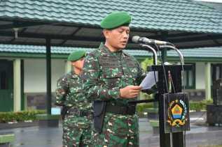Usai Baca Amanat Kasad, Danrem 023/KS Tegaskan Prajurit Netral di Pemilu dan...