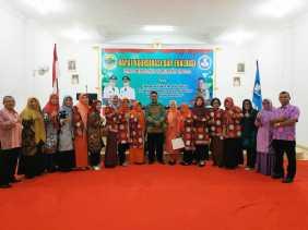 Disdik Kabupaten Lingga Gelar Rakor dan Evaluasi Untuk Satukan Persepsi Pendidikan