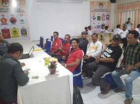Ini Nama - nama Para Caleg dari PSI di Rohil yang Daftar ke KPU