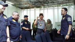 Kapolri Larang Pengerahan Massa dalam Pilkada DKI