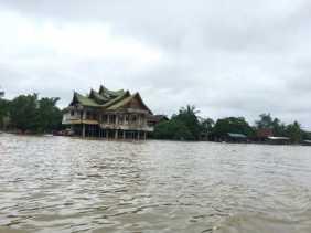 Banjir di Buluh Cina (Kampar), Diperkirakan Bisa Satu Minggu Hingga Sebulan