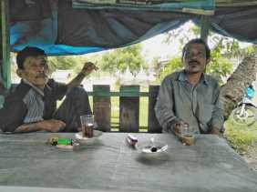 Kholil,  Petani di Madina:  Belum Pernah Menggunakan Pupuk Subsidi