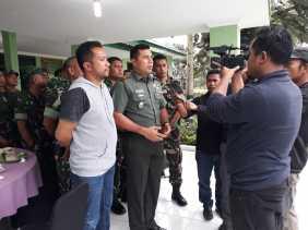 Bentuk Tim Reaksi Cepat, Dandim 0205/TK Gelar Rapat Penanganan Penanggulangan Bencana
