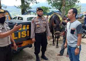 Lebaran, Polres Karo Masifkan Patroli Guna Tingkatkan Kewaspadaan  Terhadap Aksi Kejahatan