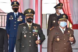 Kolonel Inf Febriel B Sikumbang, Mari Kita Jadikan Momentum Patroliasme Pada HUT RI Ke 76
