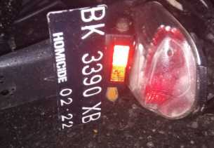 Lakalantas di Karo, Seorang Pengendara Sepeda Motor  Tewas di Tempat, Iptu Viktor: Tabrak Truk
