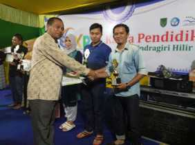SMPN 1 Tembilahan Juara 1 Lomba Expo Karya Pendidikan Inhil 2017
